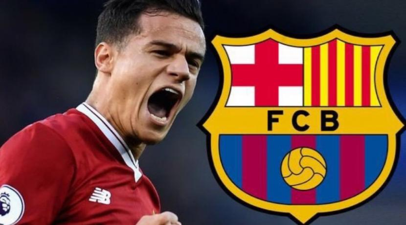 Coutinho indisponible trois semaines — FC Barcelone