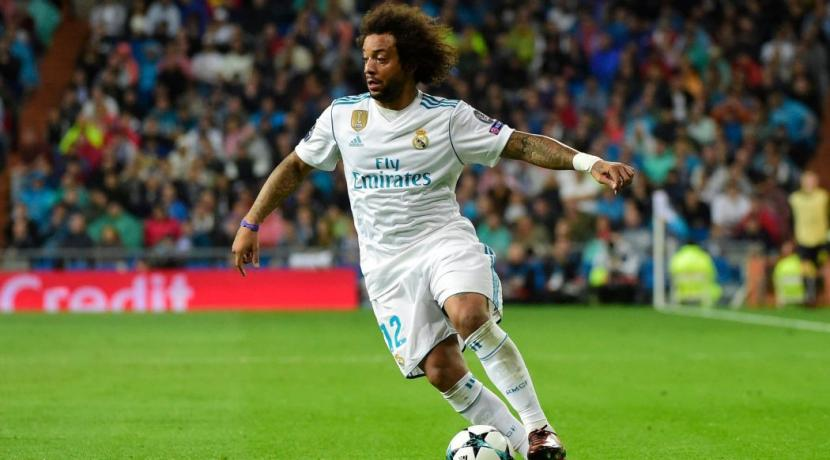 Real Madrid : Marcelo apte à jouer face à Paris