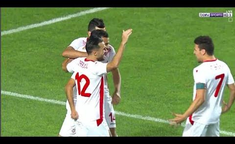 Embedded thumbnail for CAN 2019-Elim (J1): Tunisie 1-0 Egypte