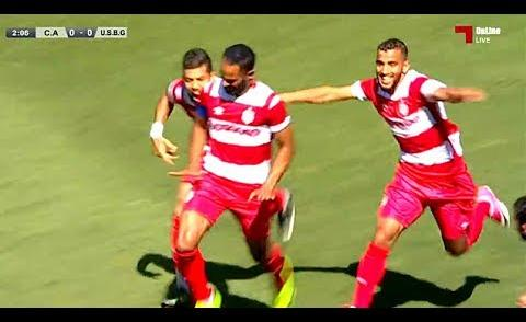 Embedded thumbnail for Finale Coupe de la Tunisie: Club Africain vs Ben Guerdane 1-0 Résumé du match