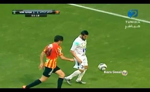 Embedded thumbnail for Esperance vs mouloudia Bejaia